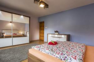 sypialnia apartament 2